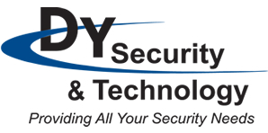 DY Security & Technology of Green Bay, WI Logo